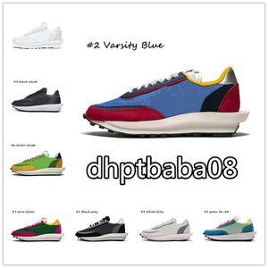 New LDV Waffle Daybreak Type Summit White Nylon Mens Running Shoes N.354 Black Gusto Varsity Pine Multi Women Sneakers CJ1156-100