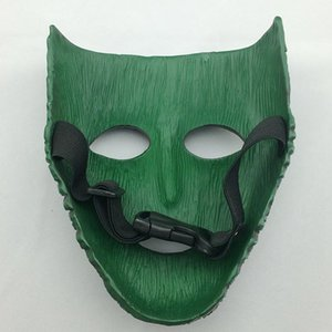 Reçine Cadılar Bayramı Masquerade Garip Tanrı Koleksiyonerleri Zanaat Hediye Maskesi Mischian Edition Parti Maskesi Loki Cosmask Gizli Ldoil