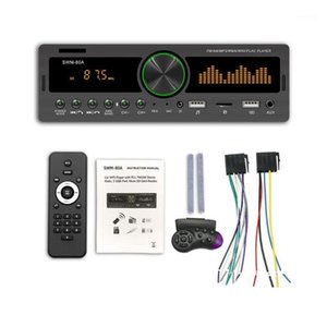 1 DIN Car Radio Car Stereo MP3 Player Bluetooth FM AM Autoradio Stereo Radio Remote Control MP3 Multimedia Player1