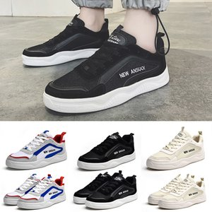 hot sale running shoes for men women platform sneakers black white Bred mens trainers fashion canvas sports sneaker outdoor casual shoe