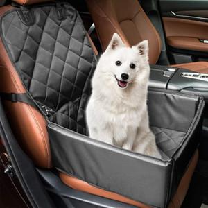Lanke Dog Car Seat Cover Bag Sacchetto impermeabile Anti-Sporco Seat Mat Dog Cassaforte Casa Protectorexcluding Fibberie in metallo e cintura di sicurezza Q1224