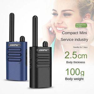 Walkie Talkie Sword-style Walkie-talkie 1s Civil High-power Lightweight Mini Wireless Long-distance Outdoor Earphone Antenna Back Handstand