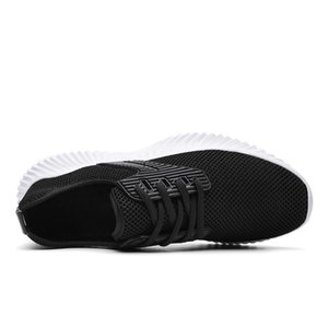Nouveaux Chaussures confortables pour hommes de course Black White Women Best Sports Sneakers Taille 39-45