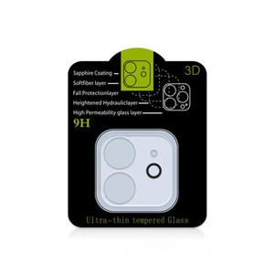 카메라 보호기 카메라 렌즈 강화 유리 아이폰 12 프로 최대 12 미니 아이폰 11 Pro Max Len 스크린 프로텍터