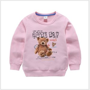 Boys baby sweater autumn clothes tops 2020 new designer girl sweater boys round neck long sleeve girls sweater