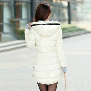 Winter Jacket Women Plus Size Womens Jackets And Coats Female Cotton Padded Long Parka Korean Hooded Chaqueta Muje\[]\   201123