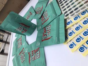 먹을 거 천지 현지 쿠키 가방 가방 큰 민트 빈 마일 라 (Mylar) 포장 가방 애플 bbyUN의 nana_shop