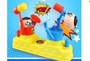 Double Play Quebra-cabeça Brinquedo Interativo Jogo Clap Fight Table Jogo Descompressão Crianças são fáceis de usar, relaxadas, divertidas e relaxadas