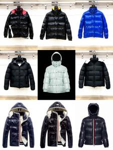 Chaqueta para hombre abrigos de invierno al por mayor de las mujeres del invierno Maya Ropa ganso caliente chaqueta abrigos al aire libre invierno de la manera completa Parka Mens clásico de Down