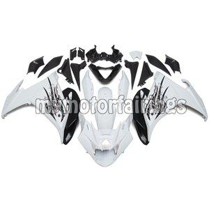 Обсуждение для Yamaha FZ6R 2009 2019 2010 Bodycle Code Model Mode FZ6R 09 10 Панели ABS Пластиковые рамки для тела - белый черный