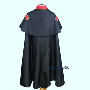 Anime Toilet-bound Hanako-kun Cosplay Costume Jibaku Shounen Hanako kun Cloaks Women Men Cape for Halloween Customized