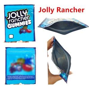 Borse Jolly Rancher Gummies Borse nuove 600 mg di Edibles Borsa Gummies Augurabile Proof A Prove A Protoia Ricaricabile Confezione Mylar Bag con spedizione gratuita