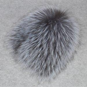 Novo Luxo 100% Natural real Fox Fur Hat Mulheres Winter malha real de pele de raposa Bombardeiro Cap meninas quente e macio de pele de raposa Gorros Chapéus 201012