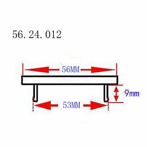 قبعات مركز BBS كاب 56MM الذهب الأسود في 56.24.012 عجل مركز المحور