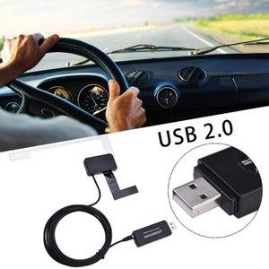 DAB Автомобильный радиоприемник USB-плеер USB 2.0 Цифровой DAB + Radio Tuner Приемник для Android Stereo DVD-плеер используется напрямую1
