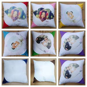 Heat Sublimation Blank Pillow Case Thermal Transfer Printing Pillow Case DIY Gifts Personalized Pillowcase Diagonal Pillow Covers G11206