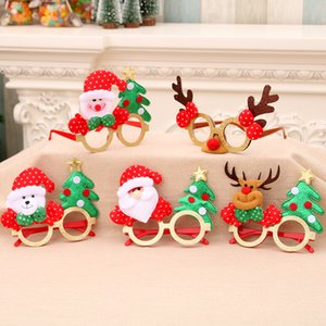 2020 New Glasses Cartoon Antlers Old People Christmas Children Holiday Party Creative Gifts Toys Small Gifts