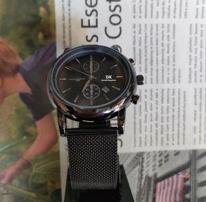 montre de luxe mans automatic watches famous designer full stainless steel 43mm super luminous waterproof clock relojes de lujo para hombre
