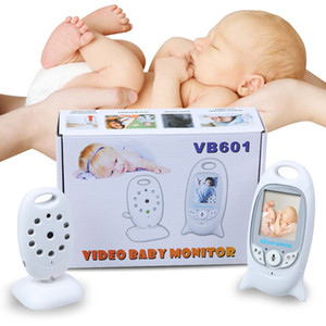 VB601 wireless baby monitor baby sitter baby voice intercom monitor amazon hot style