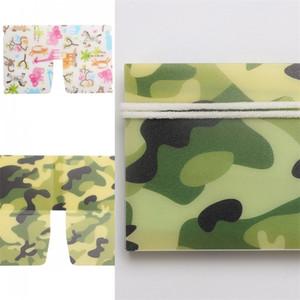 Storage Folder Mask Clip Masks Case Face Holder Square Plastic Reusablefruits Camouflage Flower Personality Animals 0 5lj F2