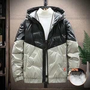 1qy3 topstoney 20 heated winter lightweight encapuzado jaqueta casual casual com capuz mangas na moda boné preto baiacado jaqueta colete jaqueta homens teddy