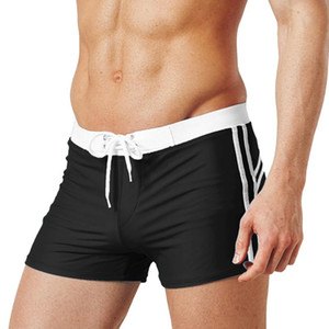 Men's Panties Summer New Style Simple Sports Fitness Shorts Home Beach Trousers Comfortable Breathable Men's Panties Underwear