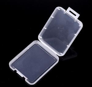 Paramparça Konteyner Kutusu Koruma Kılıf Kart Konteyner Hafıza Kartı Kutuları CF Kart Aracı Plastik Şeffaf Depolama EA WMTLKZ XHLIGHT