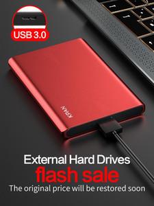 "KPAN 2.5 ""القرص الصلب الخارجي محرك 250GB 320GB جهاز تخزين USB 3.0 عالية ديسكو HDD محرك فلاش USB لجهاز الكمبيوتر / كمبيوتر محمول / ماك / PS4 / إكس بوكس"