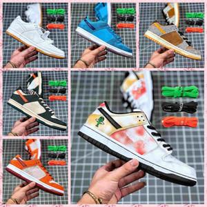 Hoch Qualityl Was Der Dunk SB Low Männer Frauen Schuhe Lemon Wash Sport-Turnschuhe der Männer Skateboard Trainer Größe Laufen 36-45