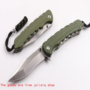 wild High sz001a folding boar knife D2 quality blade G10 handle bm940 bm535 Pocket Survival push Knife camping cold tactical steel QYNF 3k0g
