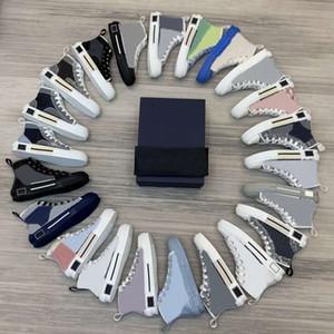 2021 جديد طبعة محدودة الجمارك المطبوعة قماش الأحذية الساخن بيع تنوعا عالية ومنخفضة حذاء مع صندوق الأحذية التغليف الأصلي