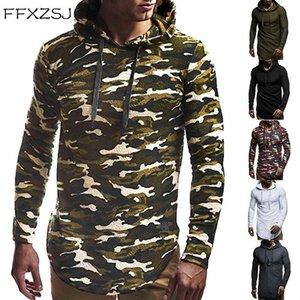 FFXZSJ Marca 2020 Otoño Nueva Moda para hombre sudaderas con capucha hombres de la marca de impresión Hip Hop Street Disfraces Moda Deportes Hoodies