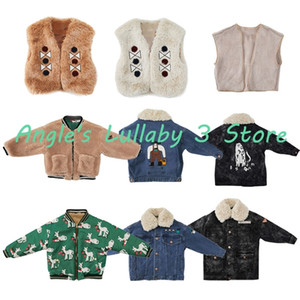 PRE-SALE Toddler Boys Jackets Baby Boy Clothes Girls Coats and Jackets Newborn Winter Jacket baby girls clothes Y200901