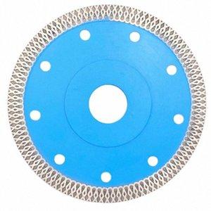Saw súper delgada lámina del diamante Herramienta eléctrica Accesorios Wet agresivo disco para corte de azulejos de porcelana amoladora angular circular TRG4 #