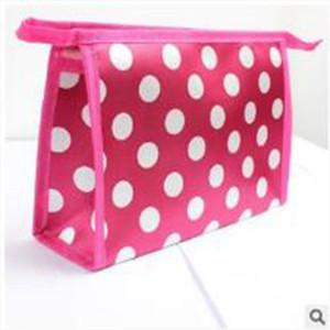 Dumpling Makeup Bag Leopard Dot Heart Cosmetic Bag Casual Multifunctional Cosmetic Makeup Pouch Toiletry Storage Handbag