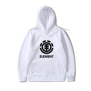 2020 HOODIES MEN Element Of Surprise Periodic Table Nerd Geek Science women Mens hoodie sweatshirts cotton unisex tops streetwea X1022