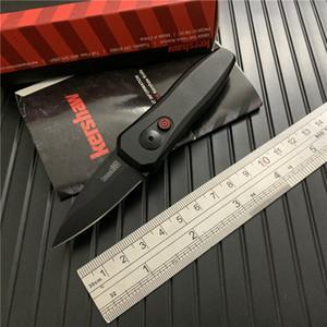 2 Couleur Kershaw 7500 Quick Open Single Action Lancement 4 Couteau automatique CPM154 Blade AVIATION Alliage d'aluminium Poignée 7200 7800 535 Couteau