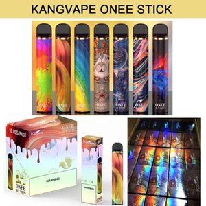 Original Kangvape Onee Stick KANGVEP Disposable Vape Pen Device Electronic Cigarette 1100mah 6.2ml One Time Used Empty Cartridge Pod
