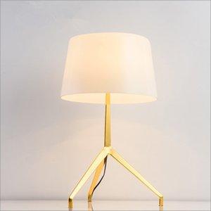 Modern Metal Table Light Restaurant Bar Villa Living Room Bedroom Bedside Reading Decor Art Desk Lamp TA256
