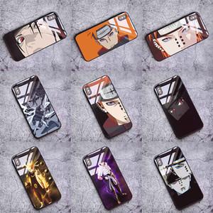 phone case Apple 11 Naruto iPhone 7 8plus X xsmax Sasuke opporeno2 3 R17 R15 millet 10pro 9 8 Huawei nova6 5g   4G