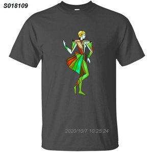 Imprimer Casual Ballerina Ballett Danse Danseur Tanz Taenzer Yoga T-shirt homme Lettres coton col rond impressionnant T-shirts 11141210