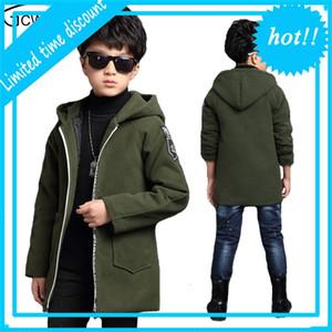 GCWHFL Новый одолжитель Reclaim Куртки для мальчиков Active Pick Cape Bey Usewear Big Boy Jas 6-15Y детская одежда