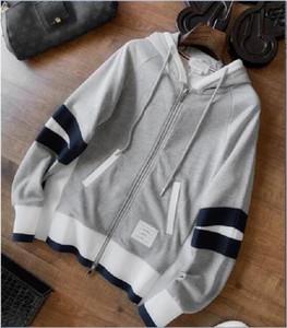 2021 ilkbahar ve sonbahar yeni erkek ve kadın moda spor ceket saf pamuk dikiş kalın ceket kapşonlu ceket hoodie kazak ücretsiz shippi