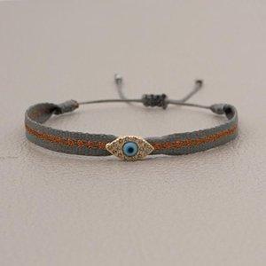 Go2boho hommes bracelets 2021 mode diaboly bracelet breloques Pulsera Bohemian Rope Rope bijoux femmes bijoux en gros