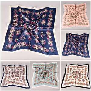 Women Square Head Scarf Wraps Scarves Printed Kerchief Neck Scarf Bandana Wide Lattices Long Shawl Wrap Blanket femme Tippet