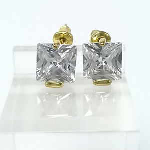 Designer earings designer stud earrings available in 18k gold plated brass single studs update to your ear stack