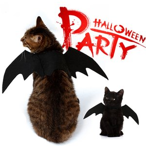 Cute Bat Wings For Pet Dog Cat Costumes Halloween Christmas Cosplay Clothing Funny Xmas Spider Dress Up Pet Accessories