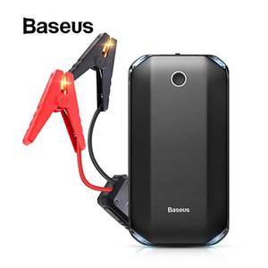 Baseus 시작 장치 자동차 점프 스타터 Batery 전원 은행 800A Jumpstarter 자동 버스터 자동차 긴급 점퍼 스타터