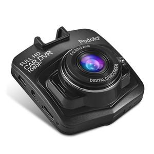 Podofo سيارة ميني DVR GT300 كاميرا للتصوير كامل 1080p HD فيديو registrator وقوف السيارات مسجل للرؤية الليلية G-استشعار مسجلات الفيديو الرقمية كاميرا داش