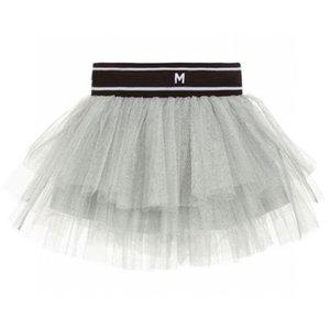 Robe de filles 2021 mode d'été robe princesse robe enfants tendance respirante maille robes brodées enfants vêtements